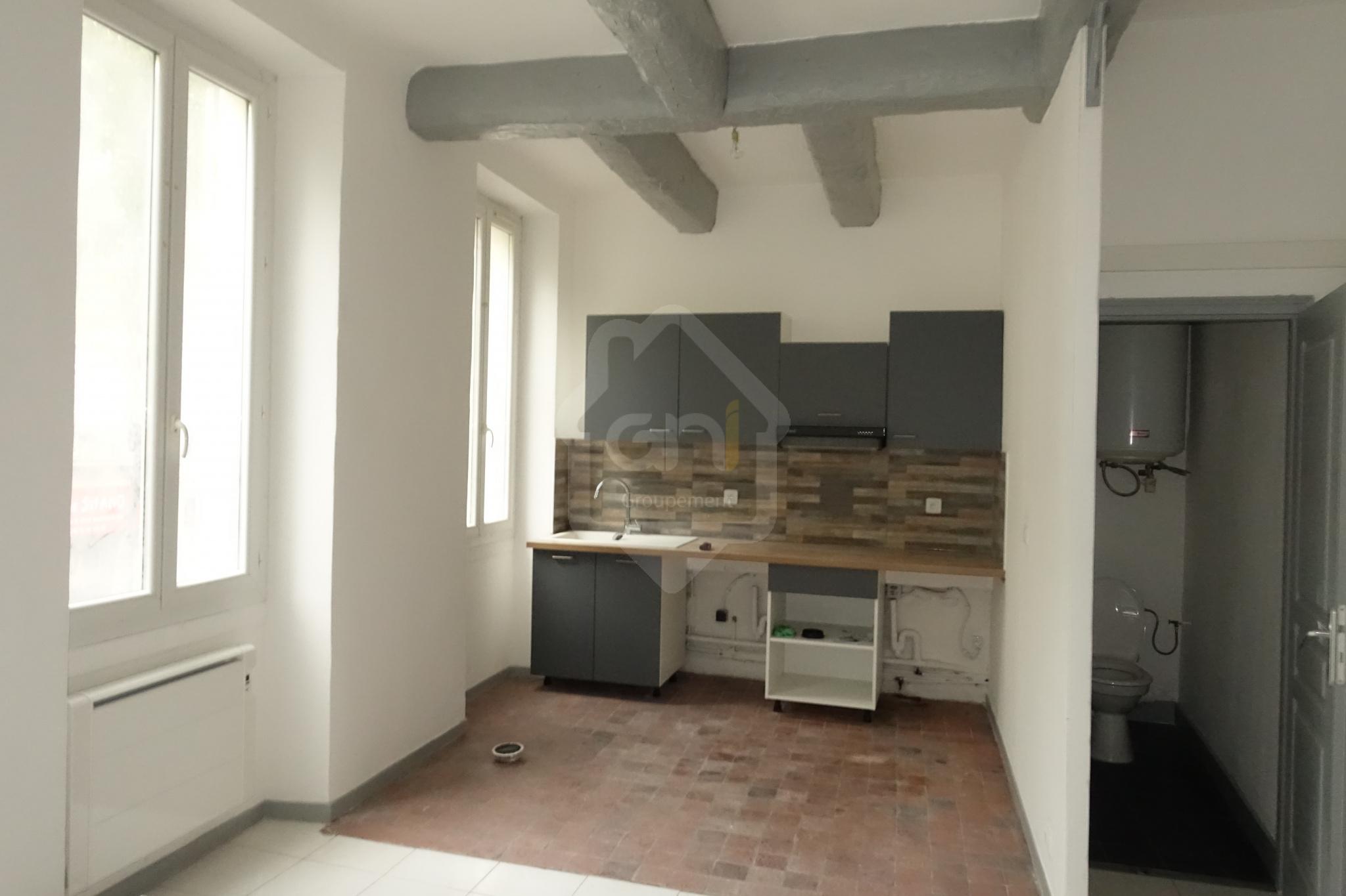 Appartements T2 T3 de 58m2 rénové avec terrasse de 12m2 Mars