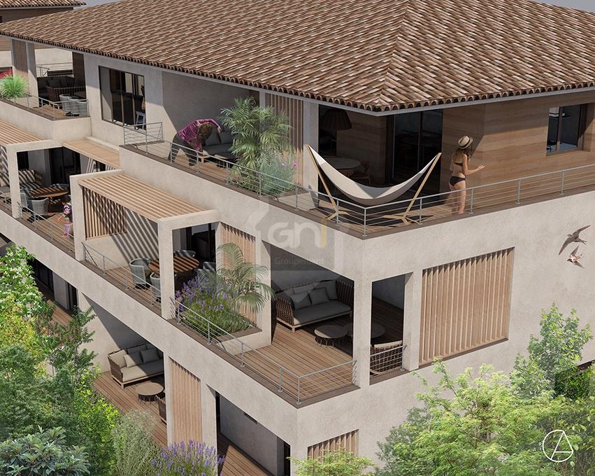 Vente appartement T4 à Lecci