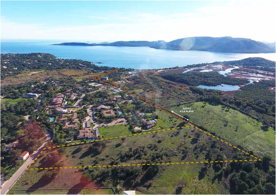 Vente villa à Lecci