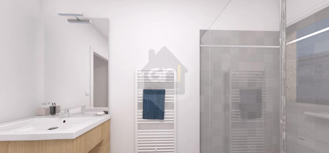 Vente appartement de type T4 duplex avec piscine