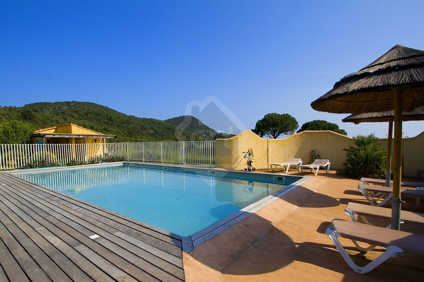 Mini Villa T3 – Palombaggia – Piscine Collective