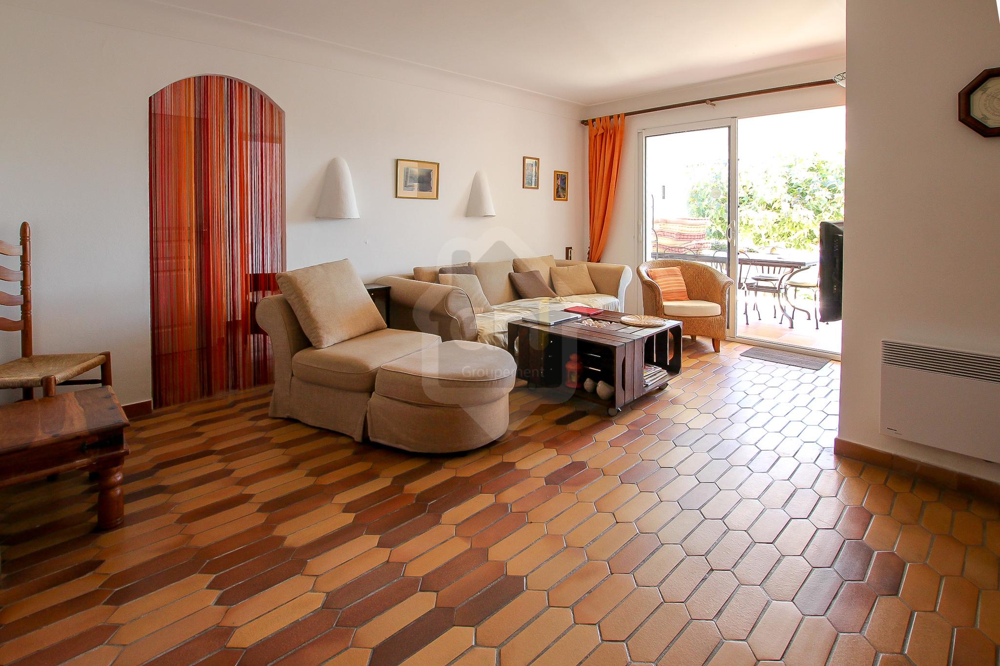 Vente villa T5 vue mer à Porto-Vecchio