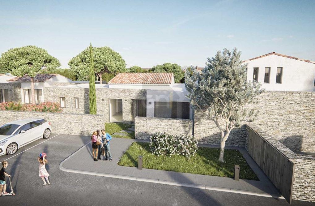 Vente magnifique villa neuve T3 à Lecci