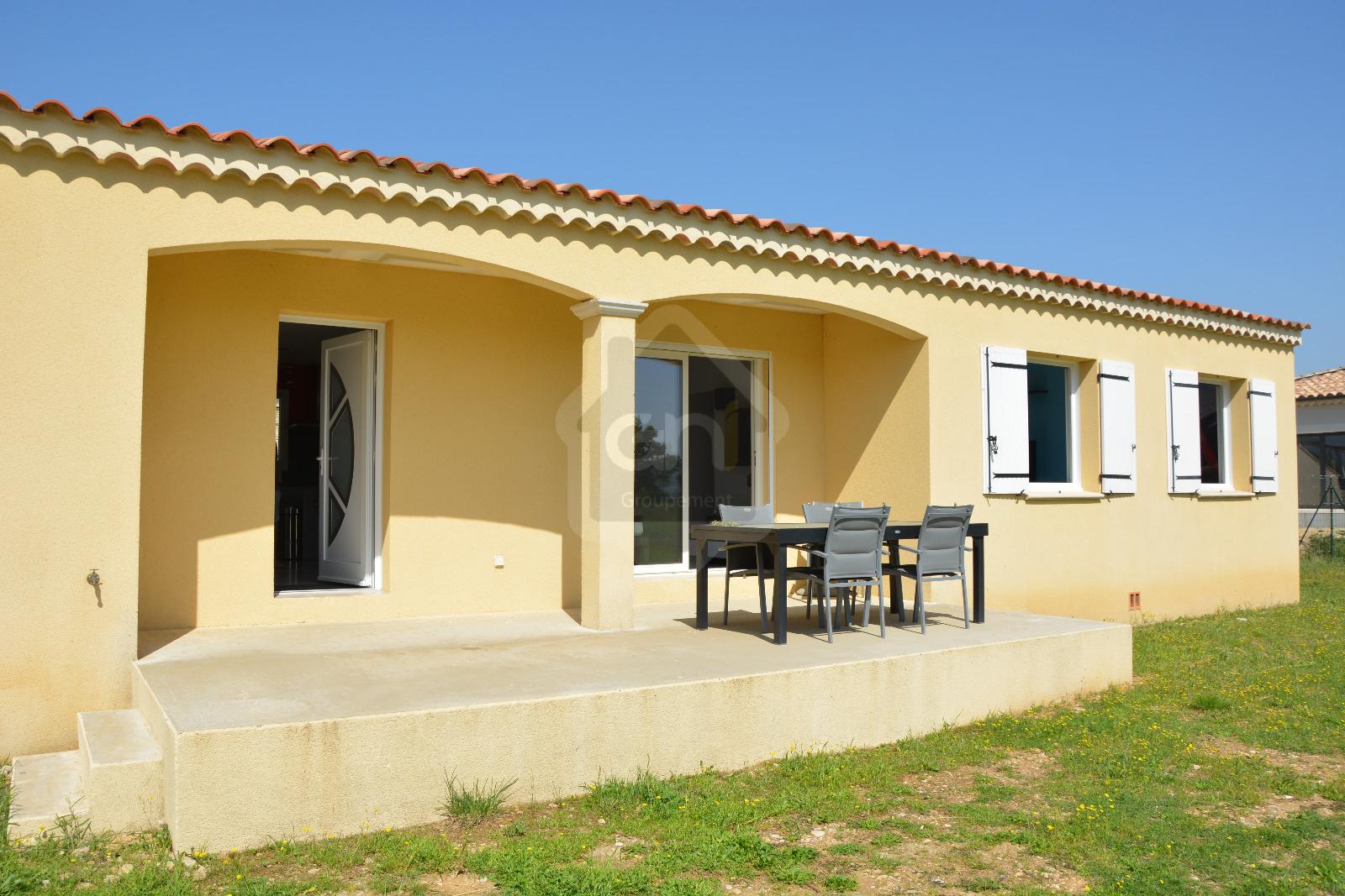 Vente maison/villa 4 pièces ste cecile les vignes 84290