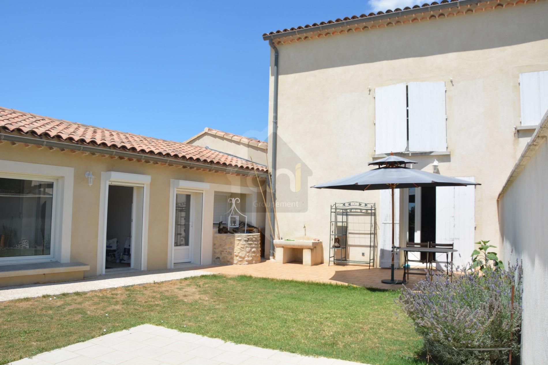 Location maison/villa 4 pièces seguret 84110