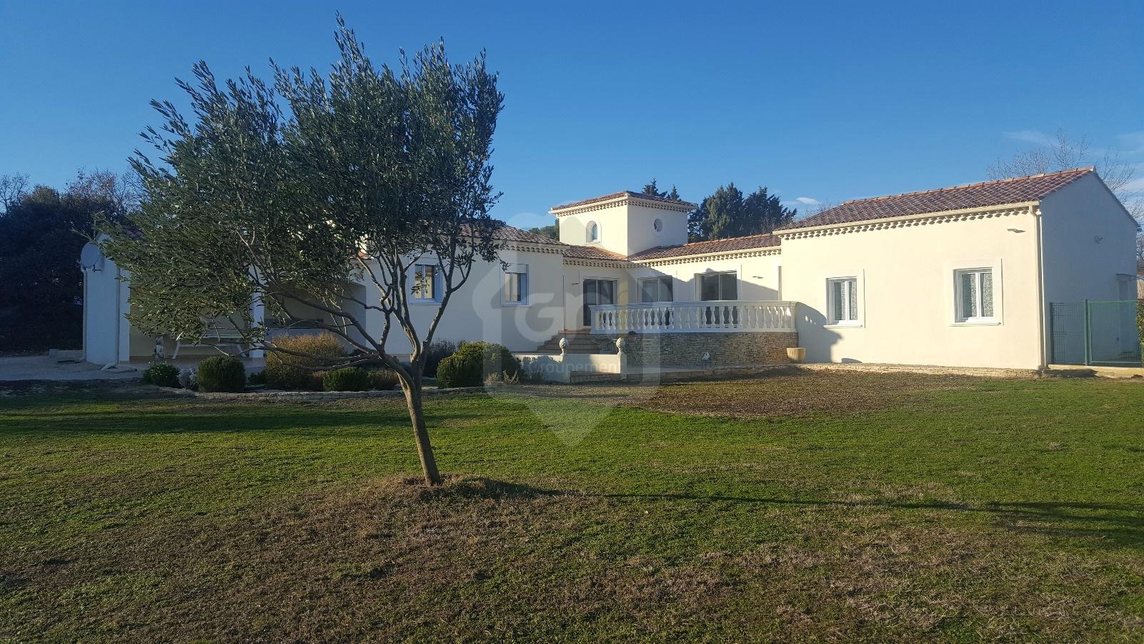 Vente maison/villa 7 pièces lagarde pareol 84290