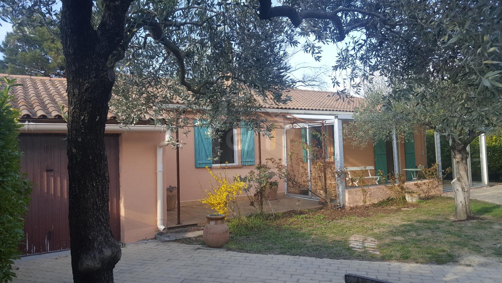Vente maison/villa 4 pièces jonquieres 84150
