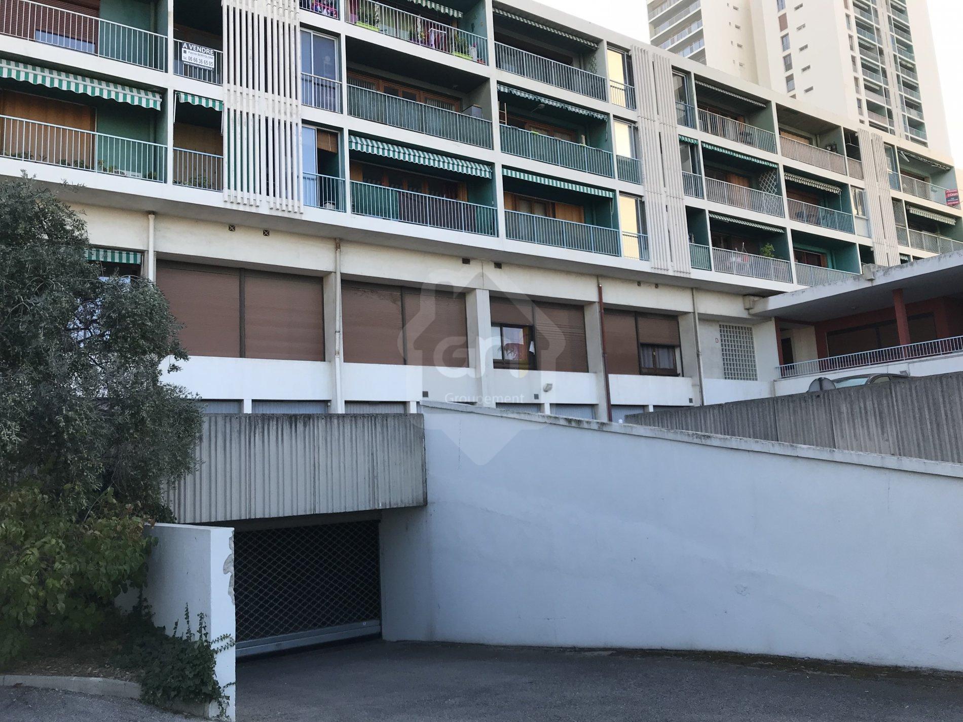 Vente garage parking marseille 12e arrondissement 13012 for Garage ouvert le samedi marseille